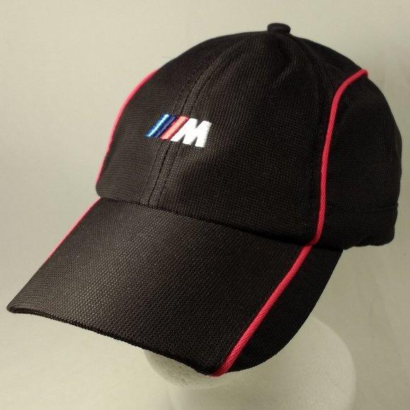 BMW M Series Logo Baseball Hat Cap Genuine OEM New